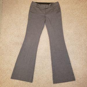 The Limited Women's Grey Dress Pants Size 2 EUC